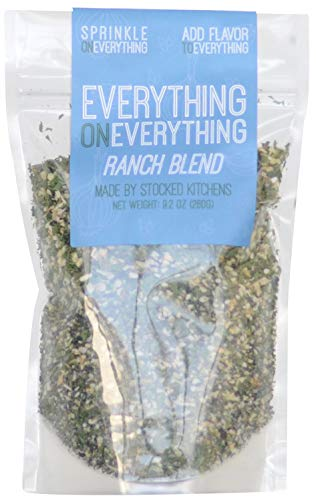 (Everything on Everything Spice Mix - Ranch Blend - 9.2oz Pouch)