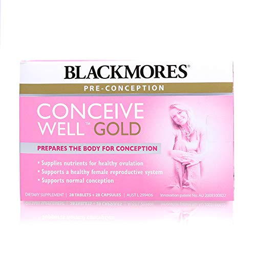 Blackmores Conceive Well Gold 56tabs