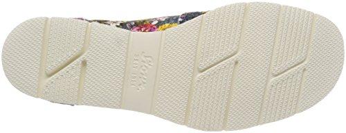 Sioux Grash-d172-29, Sneaker Donna Mehrfarbig (Lagoon-multi)