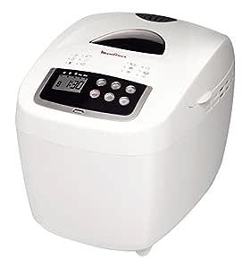 MOULINEX OW1101 - máquina de pan - Hasta 900 gr - 12 programas ...