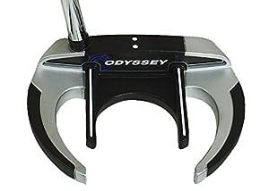 Odyssey Golf- Works Sabertooth Tank Putter SuperStroke