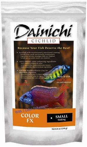Dainichi Cichlid Food - Color FX Sinking Baby Pellet - 5.5 lbs by Dainichi