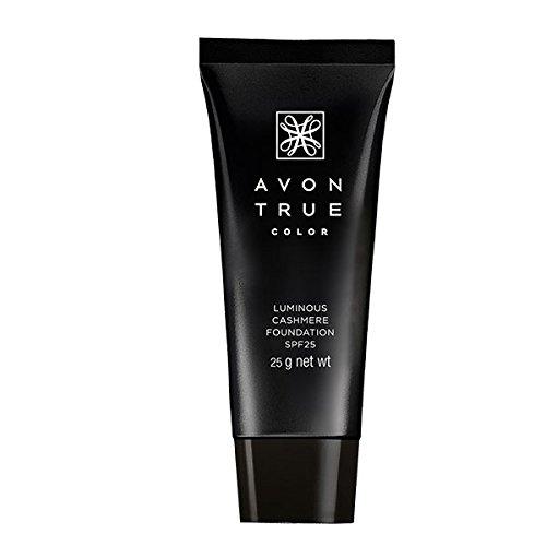 Avon True Color Luminous Cashmere Foundation SPF 25-25g (25528)