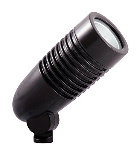 RAB Lighting LFLED8YA HSLED Spotlight, 13W, 511 lm, 3000 K (Warm), Bronze Finish by RAB Lighting