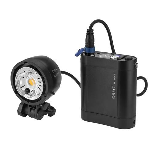 ORLIT Rover RT TTL 300ws Off-Camera Flash Kit with Bowens Mount by ORLIT