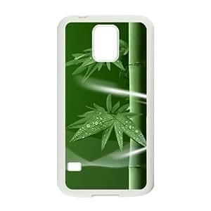 Bamboo Unique Design Cover Case for SamSung Galaxy S5 I9600,custom case cover ygtg-333850
