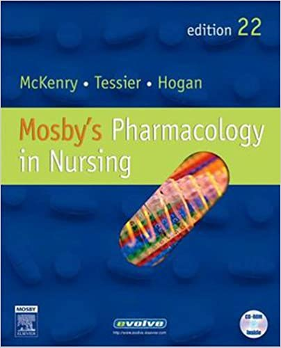 Utorrent Descargar Mosby's Pharmacology In Nursing - Text And Study Guide Package, 22e Kindle A PDF