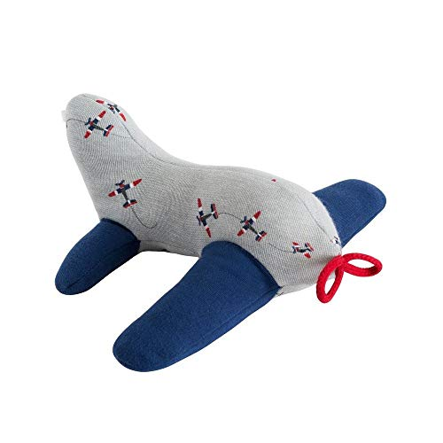 Under the Nile Organic Cotton Airplane Plush Toy 7