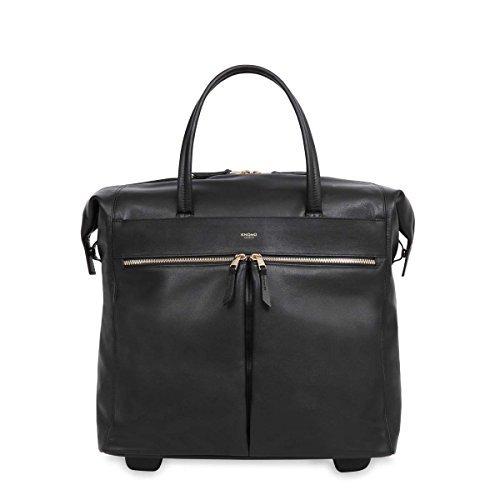 Knomo Luggage Women's Sedley Weekender Bag, Black, One Size by Knomo