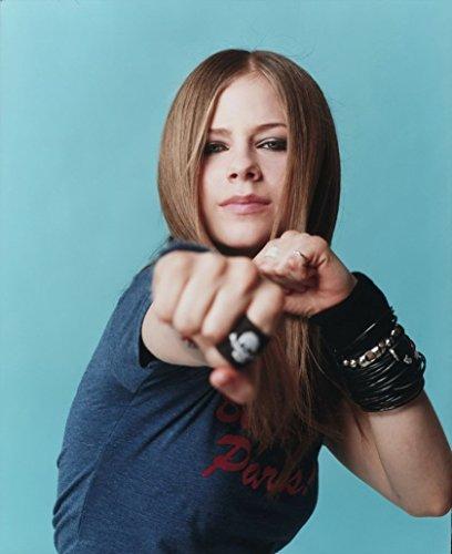 Avril Lavigne Silk Poster Cgs3-E2C