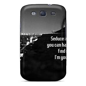 S3 Scratch-proof Protection Case Cover For Galaxy/ Hot Love Phone Case