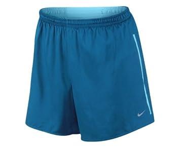 af9d7fe6126ae NIKE Men's 12.5cm Raceday Short, Blue, M: Amazon.co.uk: Clothing
