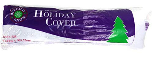 Buffalo Batting Snow Cover Blanket 36in.x12ft. 1/Pkg]()