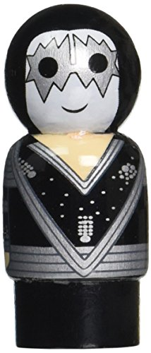 Bif Bang Pow! KISS Destroyer The Spaceman Pin Mate Wooden Figure (Destroyer Pin)