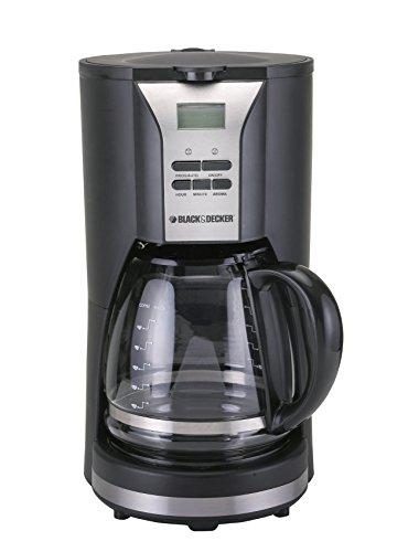 Black & Decker DCM90 1000W 12 Cup Coffee Maker (Non-USA C...