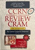 CCRN Certification Examination Review CRAM Set of 6 DVDs - Laura Gasparis Vonfrolio RN, PhD