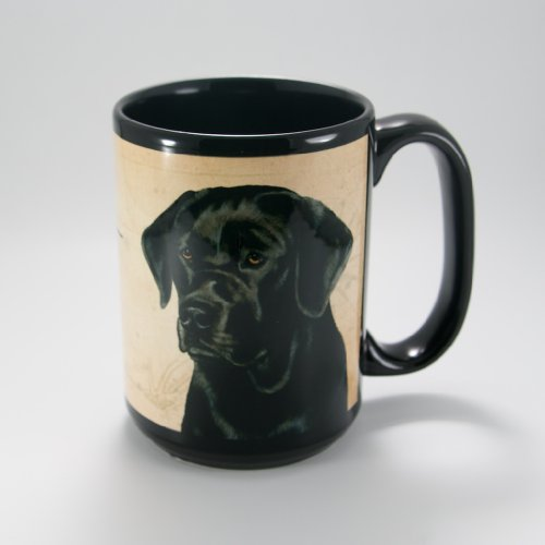 - BLACK LAB Faithful Friend Coffee Cup Mug