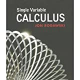 Single Variable Calculus, Rogawski, Jon, 142920415X