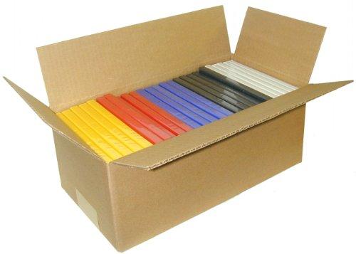 Cardboard Dvd Case Mailer - (10) DVD Mailers - Holds 25 DVD Cases