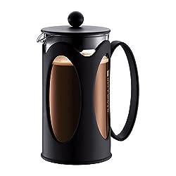 Bodum New Kenya Coffee Press, Black by Bodum