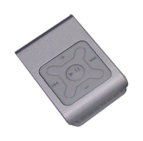SYLVANIA Clip MP3 Player Silver