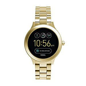 Fossil Women's Gen 3 Venture Stainless Steel Touchscreen Smartwatch