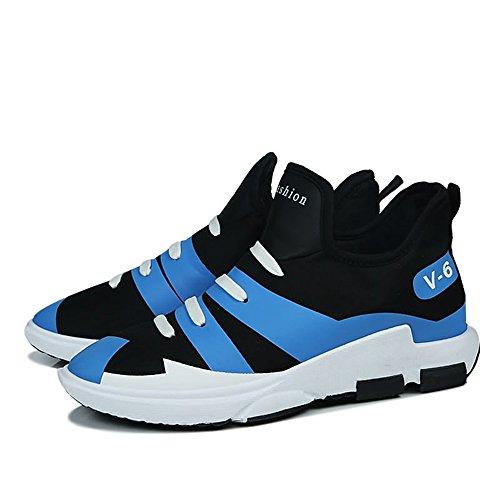 con Resistente atletiche Uomo Blu Le Sono Casual da Scarpe da Sportiva Sneakers all'Usura Scarpa Cricket Non Una CqwwP0t