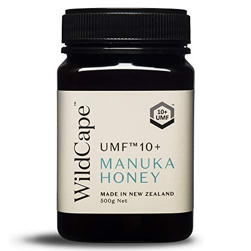 WildCape UMF 10+ East Cape Manuka Honey, 500g (1,1 lb) (Honey Forest Wild)