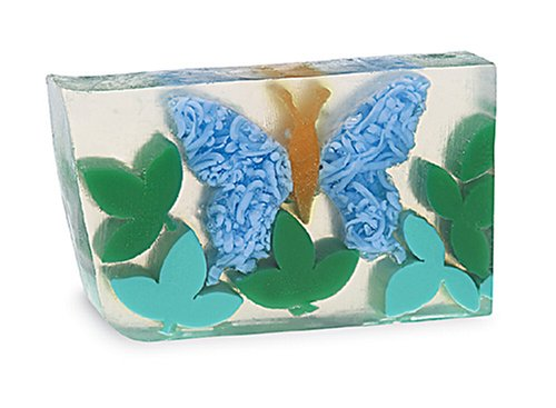 Primal Elements Soap Loaf, Papillion En, 5-Pound (Butterfly Cellophane)
