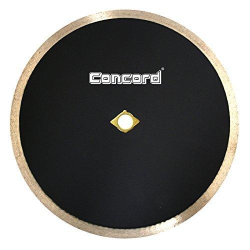 Concord Blades CRS070D10CP 7 Inch Continuous Rim Diamond Tile Blade