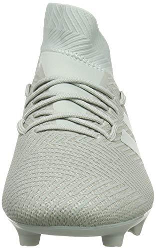 Cendr Fg 18 Foot Blanche F18 Pour De Adidas Gris Nemeziz Argent Teinte argent Chaussures Hommes S18 3 UxPfnw