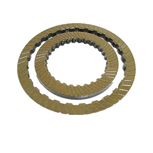 MPS6 Gearbox Clutch Friction Plate MPS6 Transmission Friction Kit 6DCT450 MPS6