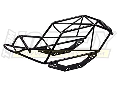 Integy RC Hobby C23041 DIY Steel Roll Cage Tube Frame Chassis for 2.2 Rock Crawler (AX10, WK ... etc.)