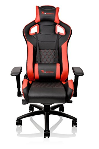 TT Esports GT-Fit 100 - Silla Gaming - Roja