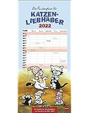 Jacob Familienplaner für Katzenliebhaber Kalender 2022