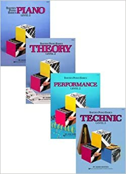 Bastien Piano Basics Set (Piano, Theory, Performance
