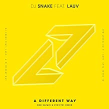 A Different Way (Bro Safari & ETC!ETC! Remix) [feat. Lauv]