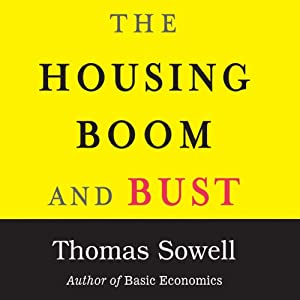 The Housing Boom and Bust Audiobook
