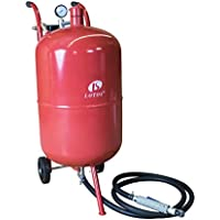 Lotos Sb20-I 20-Gallon Pressure Abrasive Sandblaster Noticeable