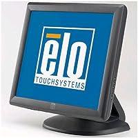 TYCO Elo 1715L 17 LCD Touchscreen Monitor, 5-wire Resistive, 1280x1024, 5:4, DUAL SER/USB, Dark Gray E603162