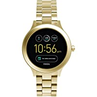 Fossil Gen Smartwatch Gold Tone Stainless Overview