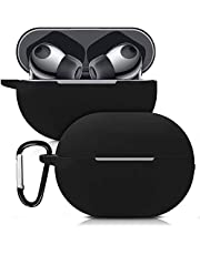 Huawei FreeBuds Pro Silicone case with Holder - Black