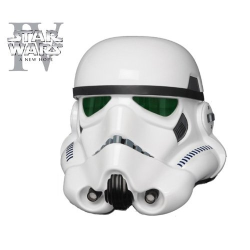 EFX Sports Star Wars Storm Trooper helmet replica (stunt version) EP4 edition (ANH version) 1/1 scale made of - Trooper Storm Replica