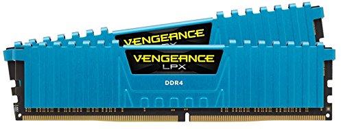 Ddr Dram Computer Memory - Corsair Vengeance LPX 16GB DDR4 DRAM 3000MHz C15 Memory Kit for DDR4 Systems 2400 MT/s (CMK16GX4M2B3000C15B)