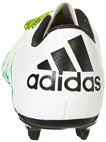 Da ftwr 3 Fg Slime Black semi Uomo White Calcio Adidas Solar 15 core Scarpe ag X Bianco vYqwqxgBS
