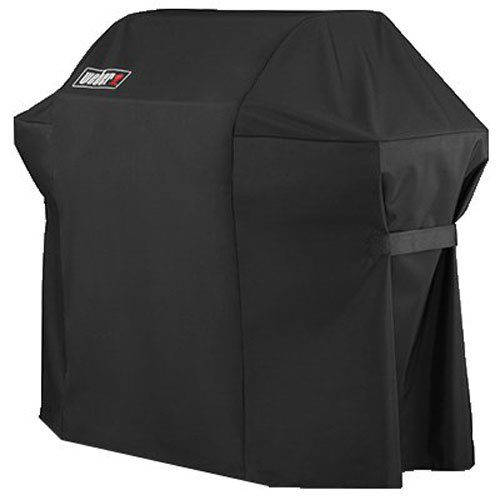 Weber 7107 Grill Cover (44in X 60in) with Storage Bag for Genesis Gas Grills (Grill Accessory Storage compare prices)