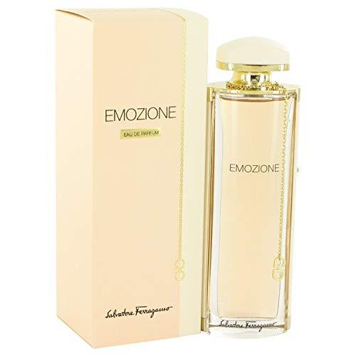 (Emozione by Sálvátoré Férrágámó for Women Eau De Parfum Spray 3.1 oz)