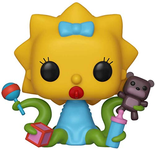 Pop! Figura De Vinil Animation Simpsons - Maggie