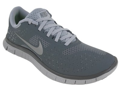new styles a7f2b 9e2f9 Nike Free 4. 0 v2 Mens Running Shoes Wolf Grey Reflective Silver-Cool Grey  511472-012  Buy Online at Low Prices in India - Amazon.in