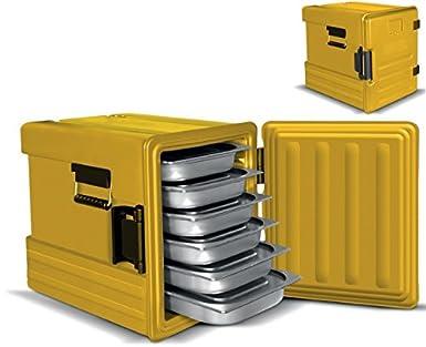 Caja térmica, 450 x 625 x 575 mm, dimensiones interiores: 333 x 540 x 460 mm.: Amazon.es: Industria, empresas y ciencia